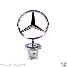 425- New Mercedes Benz Standing Star Hood Emblem