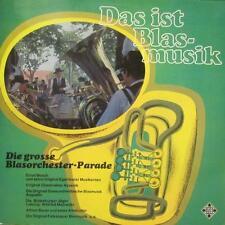 Die Grosse Blasorchester Parade(Vinyl LP Gatefold)Das Ist Blasmusik-Telefunken-S
