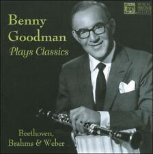 Benny Goodman Plays Classics (CD, 2 Discs, Musical Heritage Society)