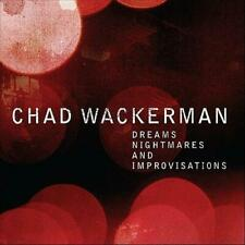 Chad Wackerman - Dreams, Nightmares And Improvistations [limited 2LP+CD]