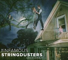 THE INFAMOUS STRINGDUSTERS - LADIES & GENTLEMEN   CD NEW+