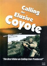 DVD CALLING THE ELUSIVE COYOTE WITH VERN HOWEY