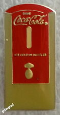 Coca-Cola Vending Machine~Mills 45~Lapel Pin Badge~Coke~1994 Vintage