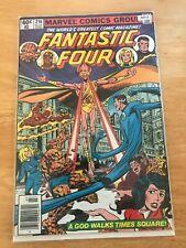 Fantastic Four 216 - High Grade Comic Book - B34-3