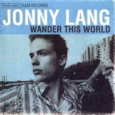 JONNY LANG - WANDER THIS WORLD*******EXCELLENT CONDITION*******GREATEST - BEST