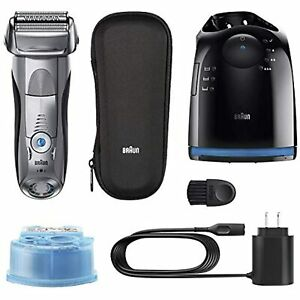 Braun Men's Series 7 790cc Electric Rechargeable Shaver with Precision Trimmer