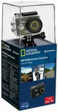 National Geographic Motion Action Camera Full HD 1080p