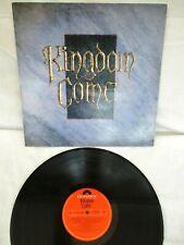 KINGDOM COME, KINGDOM COME ,1988, VINYL IN VERY GOOD+ CONDITION