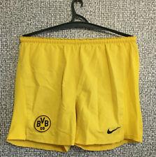 BORUSSIA DORTMUND FC BVB Nike Training Football Soccer Shorts Mens M Excellent