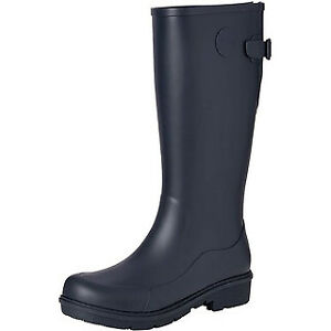 FitFlop WONDERWELLY Tall Wellington Boots for Ladies UK4-8