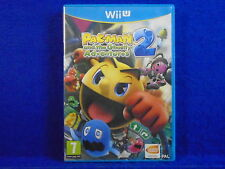 wii U PAC MAN & And The Ghostly Adventures 2 Pac-Man Action PAL ENGLISH Version