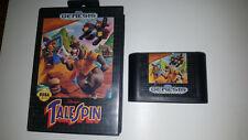 Sega Mega Drive / Genesis Boxed Game * DISNEY'S TALESPIN * Megadrive GNF
