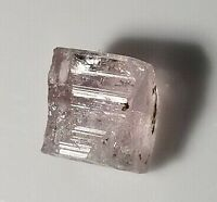 4.90ct, Natural Pink Topaz Crystal Gem Grade from Katlang Pakistan, US SELLER