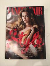 NATALIA VODIANOVA Sept. 2014 Vanity Fair  FRANK GEHRY  TESTINO  KORS  McQUEEN