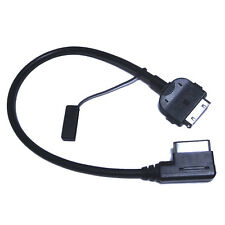 Audi Music Interface AMI MMI AUX Cable Adapter for iPod iPhone A4 A5 A6 A8 Q7 TT
