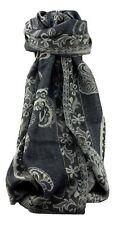 Bufanda 5573 in (approx. 14155.42 cm) Pashmina de Lana Fina SILENCIADOR Heritage Range por pashmina y seda