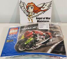 LEGO 8354 Exo Force Bike Drome Racers Technic Motorcycle (2003)