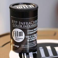 Fpp Infrared Color Slide Film (Kodak Aerochrome Iiii 1443) 35mm 24exp Frozen