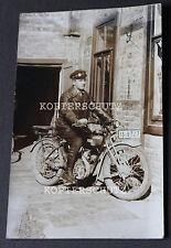 Original Foto Oldtimer Motorrad  DKW 30iger Jahre / Postkartenformat