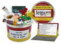 GRANDPARENT Survival Kit In A Can. Novelty Gift For Birthday/Christmas/New Baby