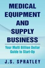 Medical Equipment and Supply Business: Your Multi Billion Dollar Guide to Start-