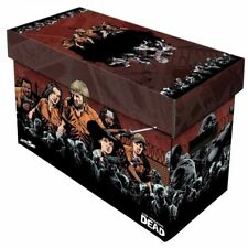 Comic Book Cardboard Storage Box The Walking Dead, Compendium Artwork