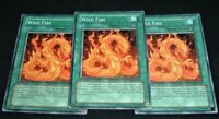 Yugioh Wild Fire FOTB-EN039 NM/MINT 3X Common 1st Edition