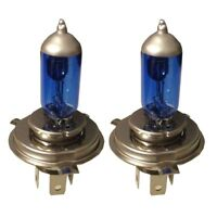 2x H4 XENON LOOK Autolampen 8500K 12V 55W Halogenlampen XENON OPTIK