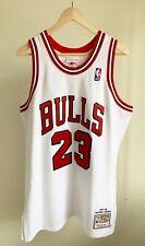Mitchell & Ness Michael Jordan Bulls 97-98 Authentic Home Jersey Sz 44/L NWT