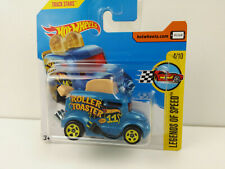 Coche Mattel Hot Wheels DTX14 Legends of Speed - Roller Toaster