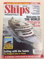 Ships Monthly Magazine: June 2002