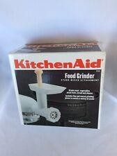 KitchenAid Food Grider Attatchment NIB