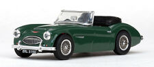 AUSTIN HEALEY 3000 OPEN CONVERTIBLE LEAF GREEN 1/43 MODEL CAR BY VITESSE 22006