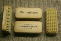 2x Gärtnerbürste  Handwerkerbürste  Nagelbürste  Handwaschbürste  Handbürste Neu