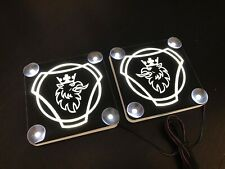 SCANIA 2x CORNER LED BOX TRUCK 12/24V TRUCK ACCESORIES WINDSHIELD