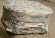 Macari Baby Portable Diaper Changing Pad/Bed Folds up for Easy storage and Carry