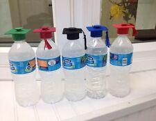 18 Pieces graduation Cap  party supplies For Water Bottle Graduation Party
