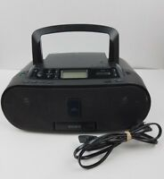 Sony ZS-S2iP CD Player FM Radio iPod Dock Stereo Boombox - Tested
