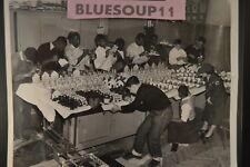Vintage 1950 TOYS for RED CROSS  BROOKLYN NY Westinghouse High School PHOTOGRAPH