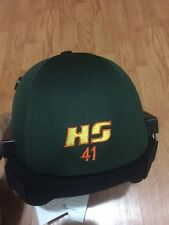 HS 41 Cricket helmet with Neck Protection/Stem Guard