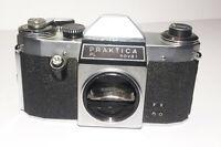 Vintage Praktica PL NOVA I film camera | SLR 35mm | M42 mount | s/n 375290