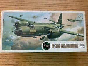Airfix B-26 Marauder 1/72 kit