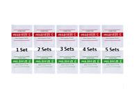 Ph Tampon Solution D'Étalonnage Appareil pour Mesurer Calibrage 1 -10 Sets 4,01