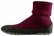 Falke Mens Cosyshoe Slipper Socks - Barolo Burgundy