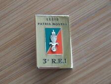 INSIGNE MILITAIRE Pucelle Armée Arthus Bertrand 3° REI étranger cavalerie légion