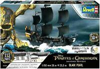 Revell 05499 Disney Pirates of The Caribbean The Black Pearl 1:150 Model Ship