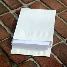 """12 x 15 x 3 Tyvek Expansion Envelopes Packaging (Qty. 100) 3"""" Gusset Bags"""