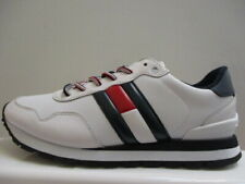 Tommy Hilfiger Jeans Baron Leather Trainers Mens  UK 8 US 9 EUR 42 REF 6842*