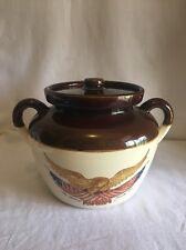 Vintage McCoy Spirit Of Seventy Six Bean Pot, Cookie Jar