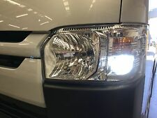 Toyota HIACE 2013+ DRL replacement 7443 W21W projector LED globe/bulb